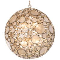 Fascination 30 inch Zen Gold Pendant Ceiling Light