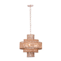Varaluz Twinkle 3 Light Pendant in Gold Dust 266P03GD