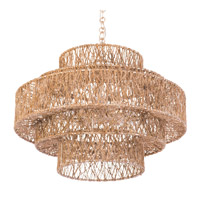 Varaluz Twinkle 5 Light Pendant in Gold Dust 266P05GD