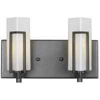 Varaluz 267B02RB Highlander 2 Light 12 inch Rustic Bronze ADA Wall Sconce Wall Light