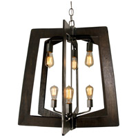 Lofty 26 inch Steel Chandelier Ceiling Light
