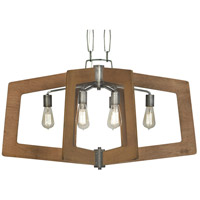 Varaluz Wood Lofty Pendants