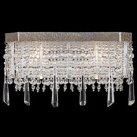 Barcelona 2 Light 14 inch Transcend Silver Vanity Light Wall Light