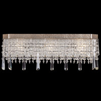 Barcelona 3 Light 21 inch Transcend Silver Vanity Light Wall Light