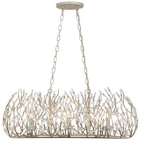 Bask 36 inch Gold Dust Linear Pendant Ceiling Light