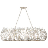 Bask 48 inch Gold Dust Linear Pendant Ceiling Light