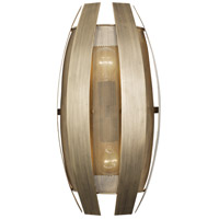 Varaluz 287W02HG Sawyers Bar 2 Light 10 inch Havana Gold Wall Sconce Wall Light