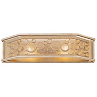 Fascination 2 Light 24 inch Zen Gold Bath Vanity Wall Light