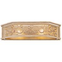 Varaluz 293B02ZG Fascination 2 Light 24 inch Zen Gold Bath Vanity Wall Light