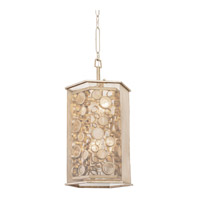 Fascination 6 Light 14 inch Zen Gold Foyer Ceiling Light