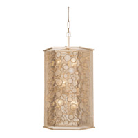 Fascination 9 Light 20 inch Zen Gold Foyer Ceiling Light