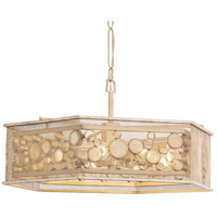 Fascination 9 Light 30 inch Zen Gold Pendant Ceiling Light