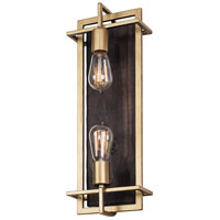 Varaluz 294W02RG Madeira LED 20 inch Rustic Gold Wall Sconce Wall Light