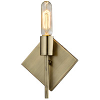 Varaluz Antique Brass Bathroom Vanity Lights