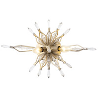 Varaluz 311B02GD Orbital 2 Light 17 inch Gold Dust Bath Vanity Light Wall Light
