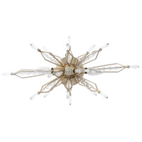 Varaluz 311B03GD Orbital 3 Light 23 inch Gold Dust Bath Vanity Light Wall Light