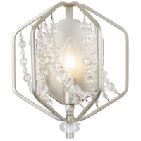 Varaluz 321W01SO Chelsea 1 Light 9 inch Silverado Wall Sconce Wall Light