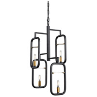 Varaluz Steel Bar None Pendants
