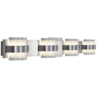 Varaluz 611190 Restraint LED 30 inch Polished Chrome Vanity Wall Light