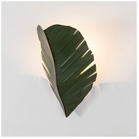 Banana Leaf 2 Light 12 inch Banana Leaf Sconce Wall Light