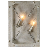 Askew 11 inch Silver Age Wall Sconce Wall Light