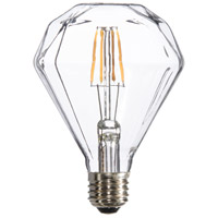 Signature LED Facet E26 Medium Base 4 watt 3000K Bulb
