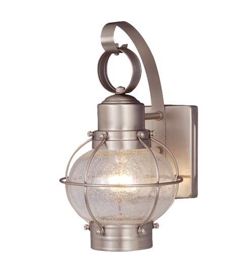 OW21881BBZ Vaxcel Chatham 8/' Outdoor Wall Light Burnished Bronze