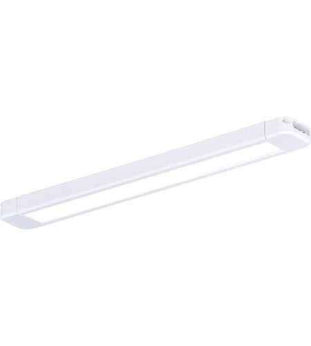 Vaxcel X0069 Signature LED 8 inch White Under Cabinet photo thumbnail