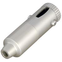 Vaxcel C0010 Milano Satin Nickel Track Pendant Adapter
