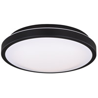 Vaxcel C0158 Aries LED 12 inch Oil Burnished Bronze Flush Mount Ceiling Light