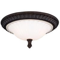 Vaxcel C0196 Avenant 3 Light 16 inch Venetian Bronze Flush Mount Ceiling Light