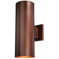 Chiasso 2 Light 14 inch Bronze Outdoor Wall Light