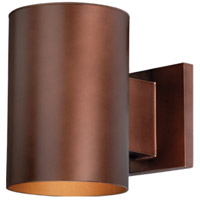 Chiasso 1 Light 7 inch Bronze Outdoor Wall Light