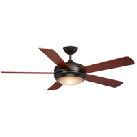 Vaxcel FN52243OBB Rialta 52 inch Oil Burnished Bronze with Rosewood/Cherry Blades Ceiling Fan