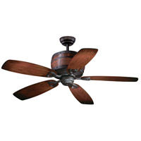 Vaxcel FN52455OBB Cabernet 52 inch Oil Burnished Bronze with Walnut-Charred Oak Blades Ceiling Fan