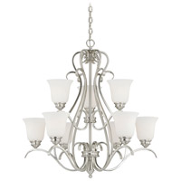 Steel Hartford Chandeliers