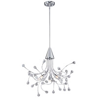 Vaxcel H0225 Astrid 5 Light 23 inch Chrome Chandelier Ceiling Light