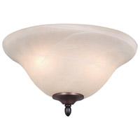Vaxcel LK34215-C North Avenue 2 Light Incandescent Multiple Finishes Fan Light Kit