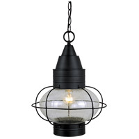 Vaxcel OD21836TB Chatham 1 Light 13 inch Textured Black Outdoor Pendant