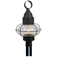 Vaxcel OP21835TB Chatham 1 Light 23 inch Textured Black Outdoor Post