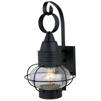 Vaxcel OW21831TB Chatham 1 Light 23 inch Textured Black Outdoor Wall Light