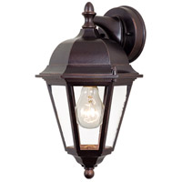 Vaxcel OW24283OBB Birchard 1 Light 14 inch Oil Burnished Bronze Outdoor Wall Light