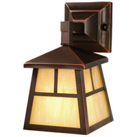 Vaxcel OW37263BBZ Mission 1 Light 11 inch Burnished Bronze Outdoor Wall
