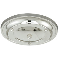 Vaxcel P0056 North Avenue Satin Nickel Canopy