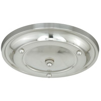 Vaxcel P0059 North Avenue Polished Nickel Canopy