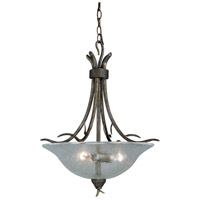 Vaxcel P0064 Monterey 3 Light 20 inch Autumn Patina Pendant Ceiling Light