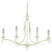 Vaxcel P0097 Austen 4 Light 34 inch Gilded Patina Linear Chandelier Ceiling Light