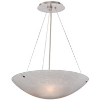 Vaxcel PD53211SN Milano 3 Light 16 inch Satin Nickel Pendant Ceiling Light