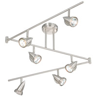 Vaxcel SP34166SN Garda 6 Light Satin Nickel Directional Light Ceiling Light