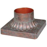 Bronze Pier Mounting Post Lights